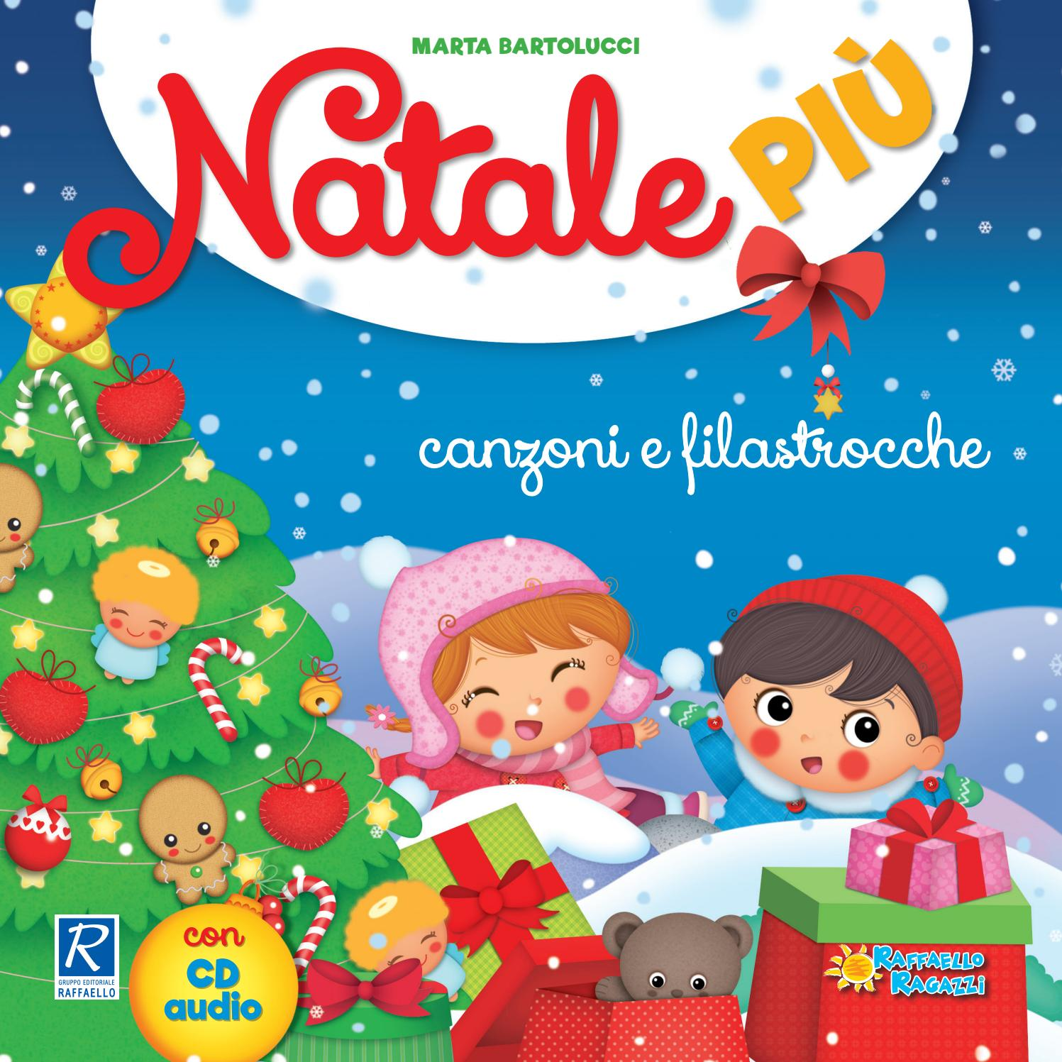 Stella Stellina Di Natale.Natale Piu By Gruppo Editoriale Raffaello Issuu