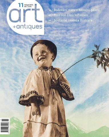 art+antiques 11 2015 by Ambit Media a4dc8b6be9
