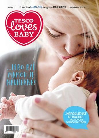 78845dfe75f9 Tesco Loves Baby Slovensko 1 by Tesco Baby Magazyn - issuu