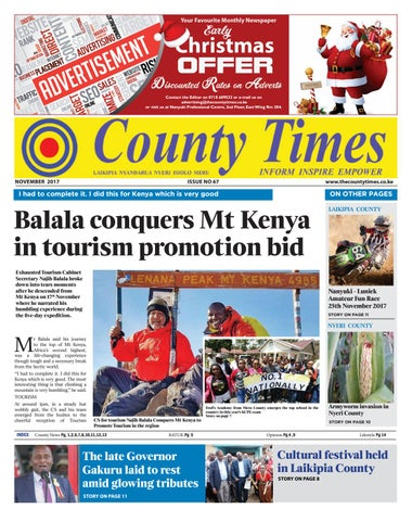THE COUNTY TIMES ISSUE 67 by The County Times - issuu