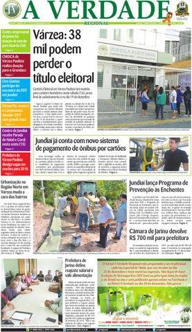 b2038ef0dc4 JV Regional ® - Edição 708 by Jornal A Verdade Regional - issuu