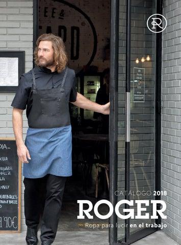 Catálogo Roger 2018 by Hola - issuu 09b8034a10a0d
