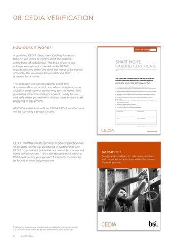 smart home recommended wiring guidelines by cedia emea issuu rh issuu com cedia wiring guide cedia wiring guide