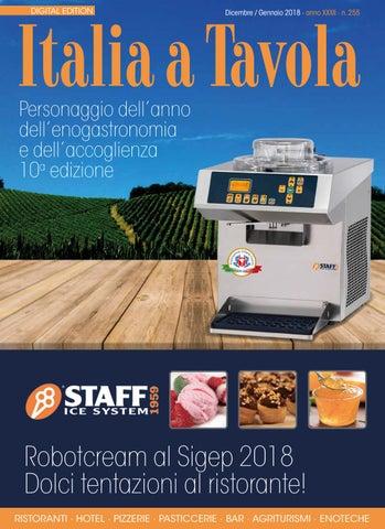 d0745d079c59 Italia a Tavola 255 Dicembre Gennaio 2018 by Italia a Tavola - issuu