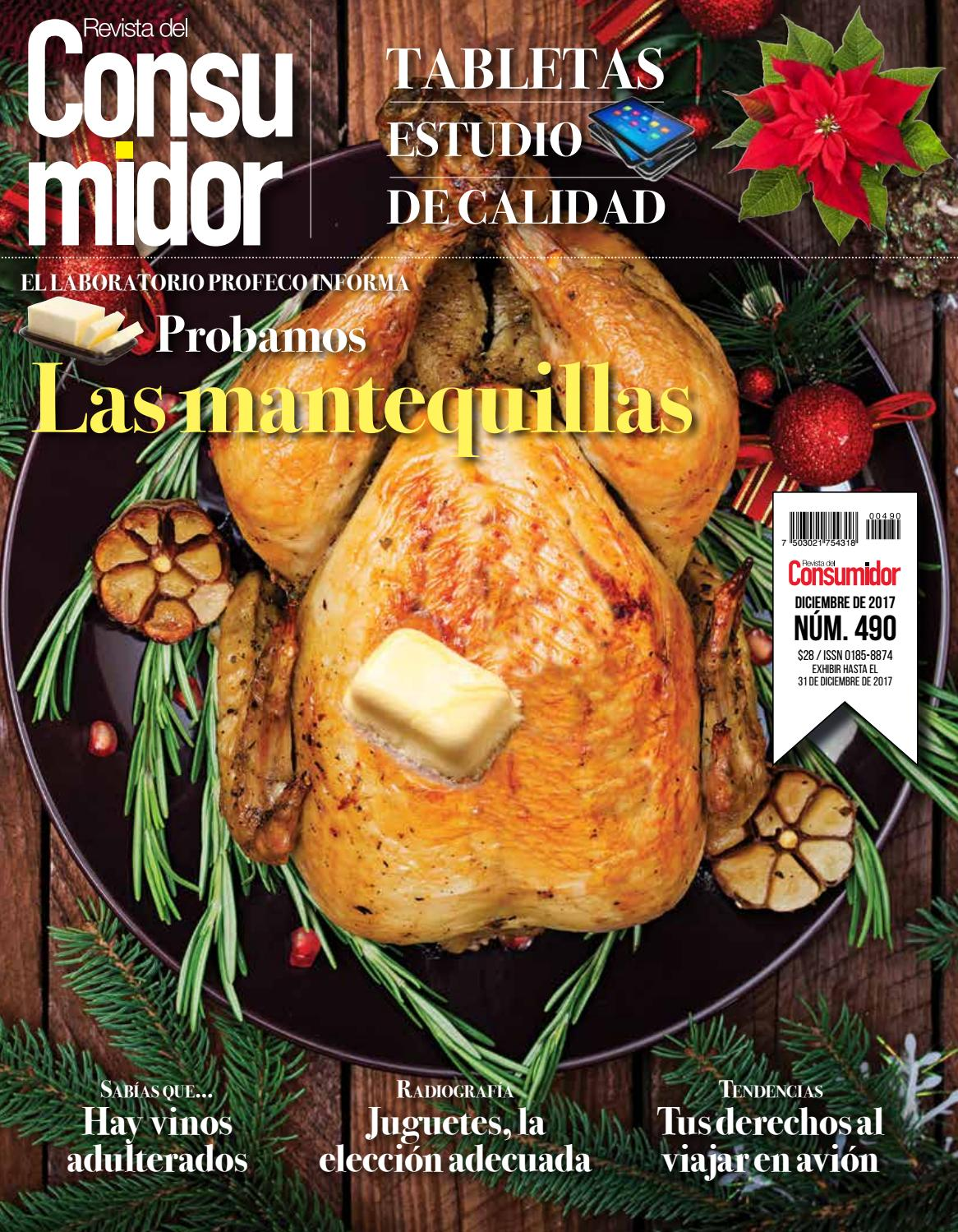 Revista del consumidor diciembre 2017 by PROFECO - issuu