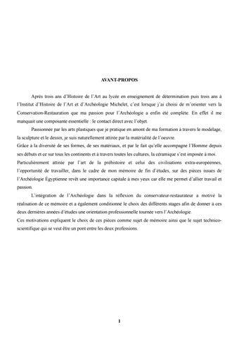 Lou COGNARD-Conservation-restauration d un plat d apparat historié en  faience by Écoles de Condé - issuu 473971169f5