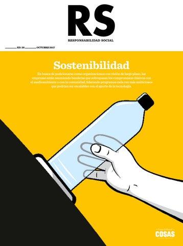 Responsabilidad Social - Edición 26 by Revista COSAS Perú - issuu 6c6b840d441