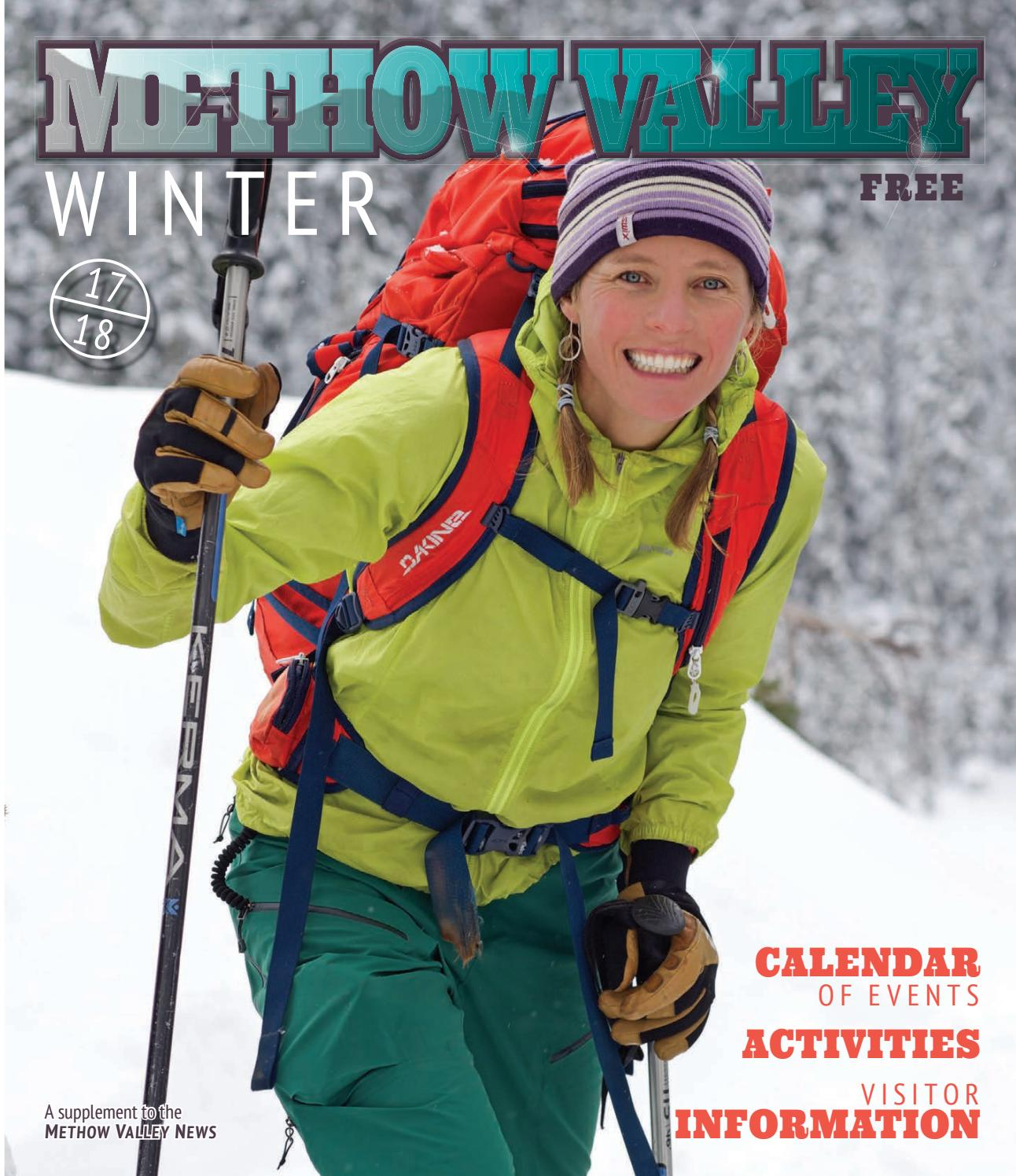 2017/2018 Methow Valley Winter Guide by Methow Valley News