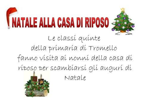 Auguri Di Natale Nonni.Natale Dai Nonni By Chiara Bettini Issuu