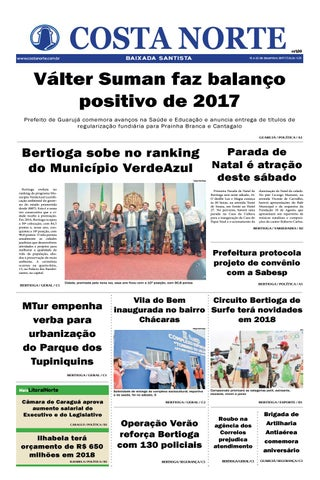 Jornal costa norte 1470 by Costa Norte - issuu 6bef0fbfae7ed