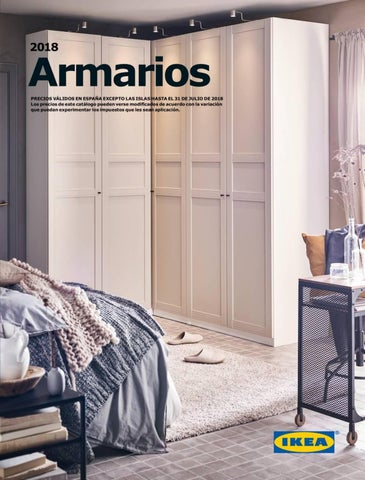 Catalogo Ikea Armarios 2018 By Ofertas Supermercados Issuu