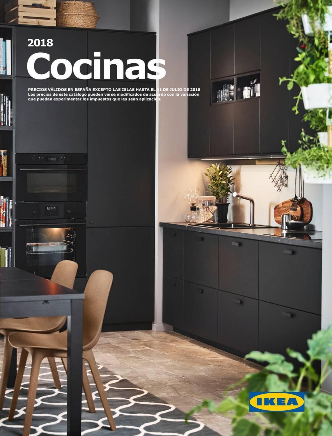 Catalogo ikea cocinas 2018 by Ofertas Supermercados - issuu