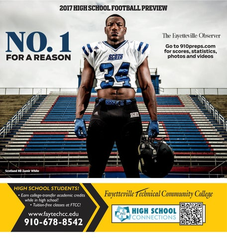 ae115742e8a High School Football Preview 2017 by The Fayetteville Observer - issuu