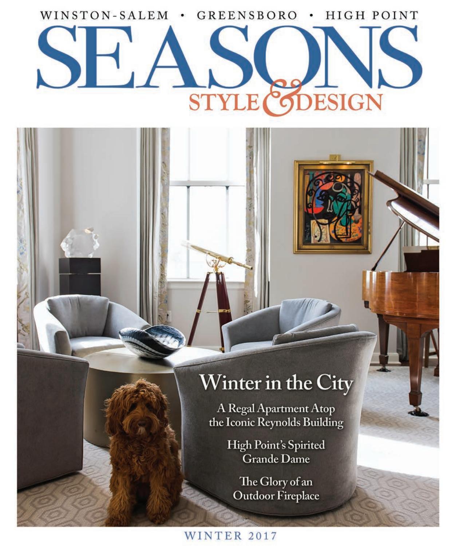 Arbor Acres Winston Salem Nc: Seasons Winter 2017 By O.Henry Magazine