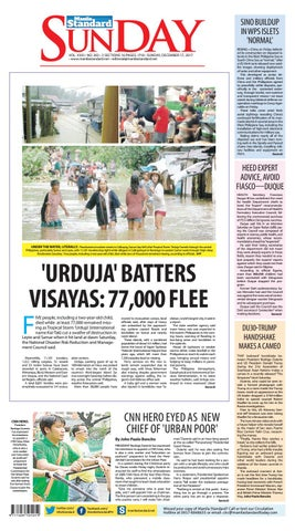 Manila Standard - 2017 December 17 - Sunday by Manila