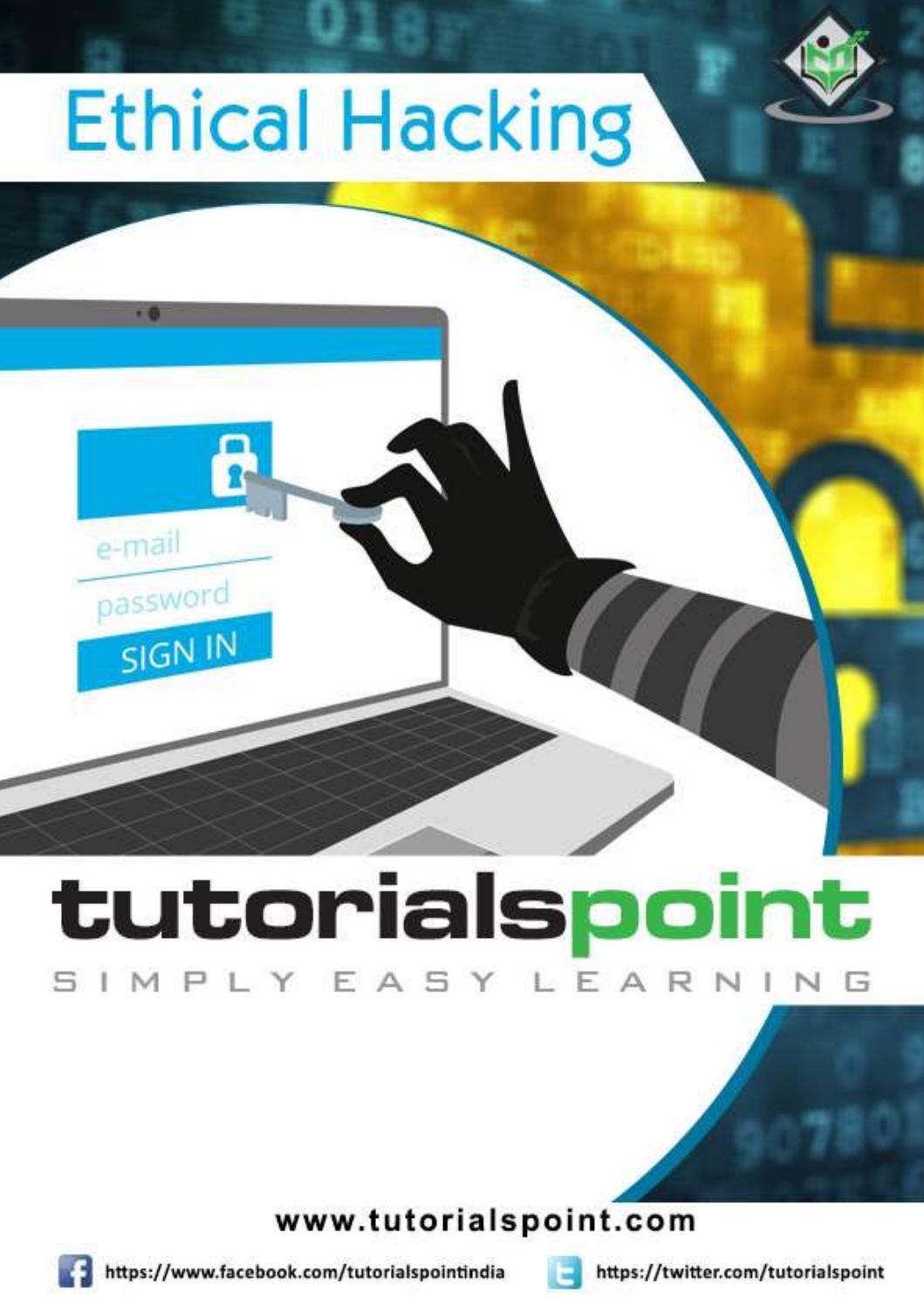 Ethical hacking tutorial by Nitish Giri - issuu