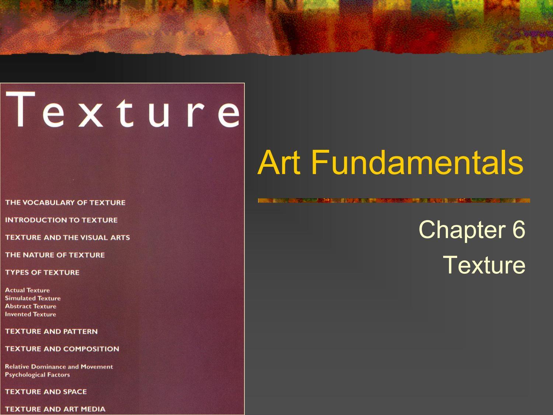 Art fundamentals ch06 texture by Yasser Osman Moharam