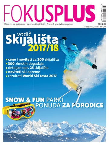a7fe5cb1d2 Fokusplus 20-Winter-Ski Guide 2017-18 SERBIA and CROATIA version ...