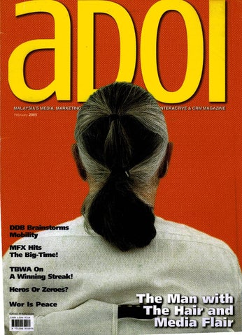Adoi Malaysia 2005 February Issue by Sledgehammer