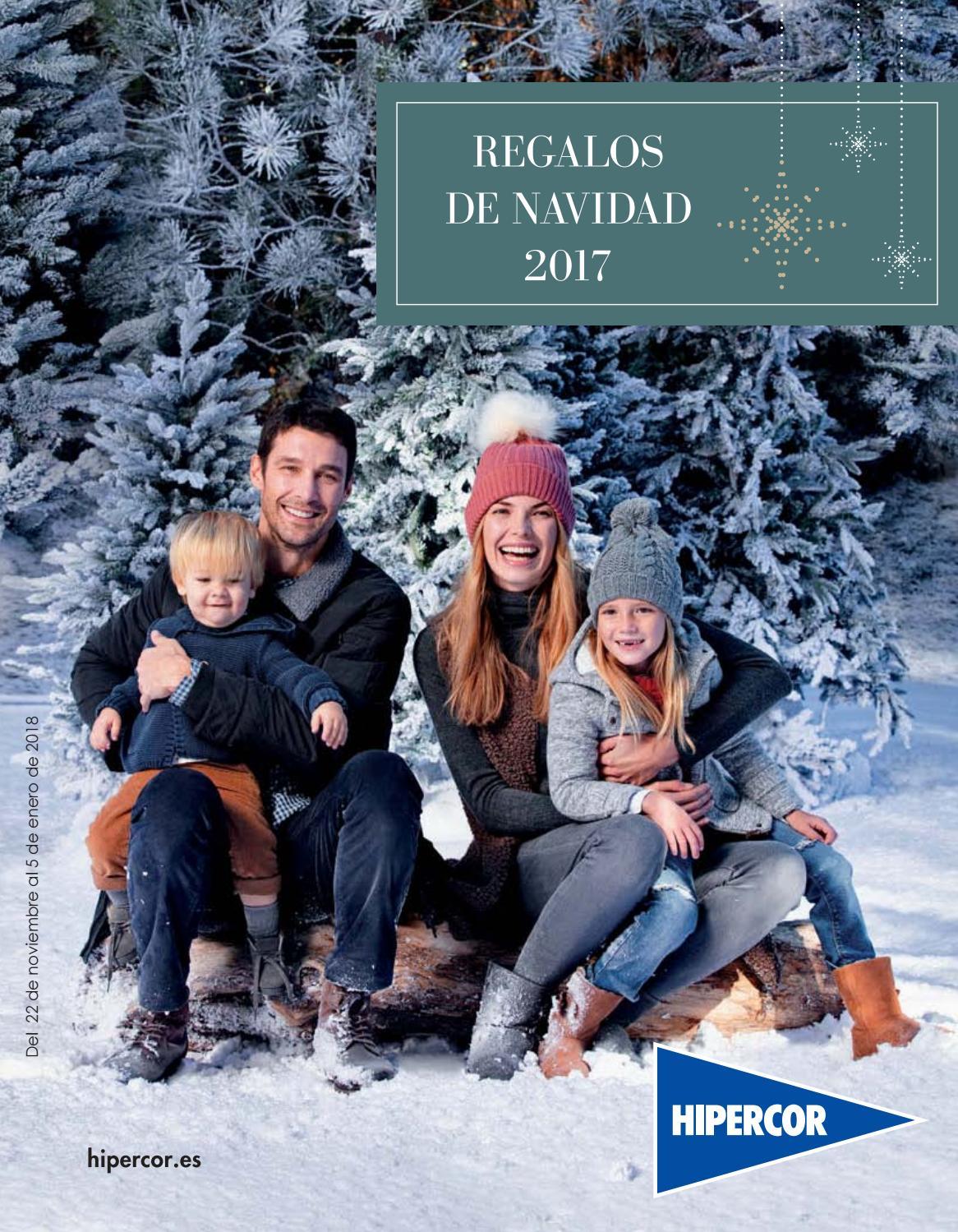 7ca7561e9 Catálogo hipercor regalos de navidad 2017 by Ofertas Supermercados - issuu