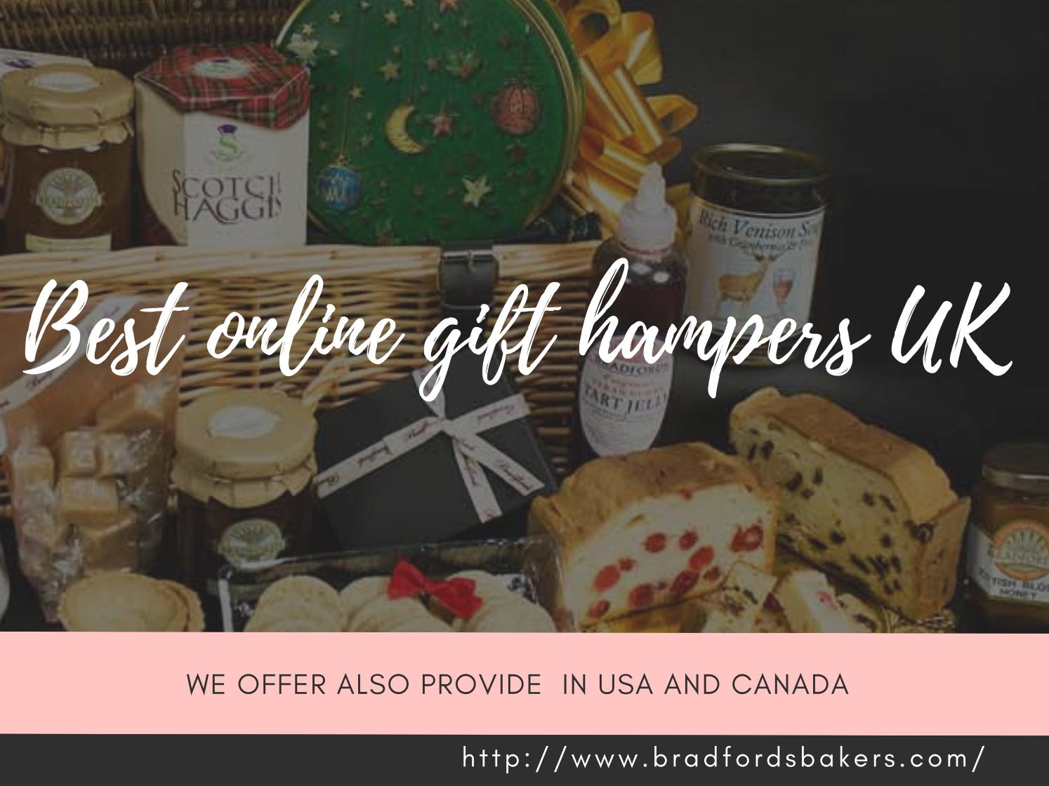Are You Find Best Birthday Gift Hampers Online In UK