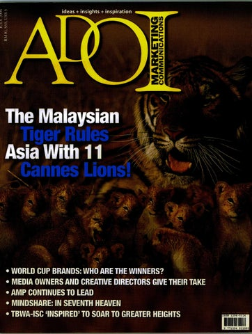 2006 Adoi Malaysia July Issue by Sledgehammer Communications