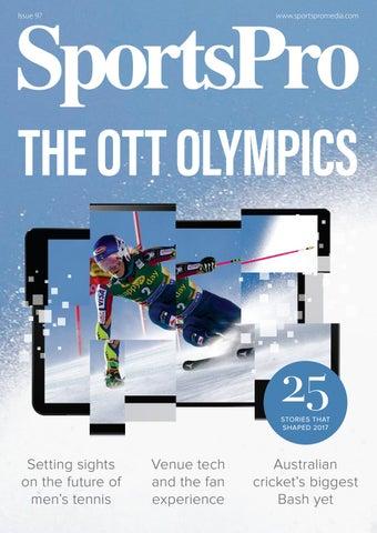 d8dfc905f SportsPro Magazine Issue  97 by SportsPro Media - issuu