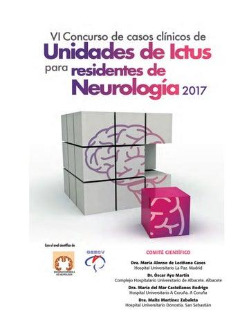 VI Concurso de casos clínicos de Unidades de Ictus para residentes ...