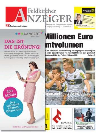 Feldkircher anzeiger 50 by Regionalzeitungs GmbH issuu