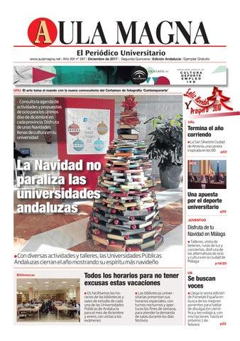37c3e2a4874a7 297 - Aula Magna - Edición Andalucía by Aula Magna - issuu