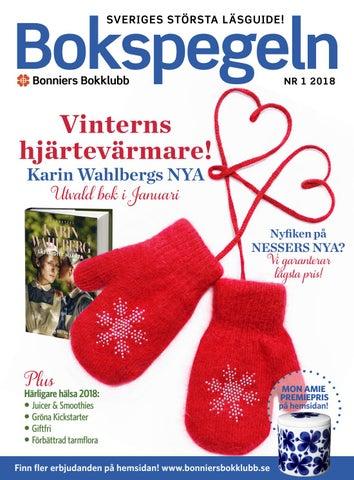 Bokspegeln nr 1 2018 by Bonnierforlagen - issuu e024365dea618
