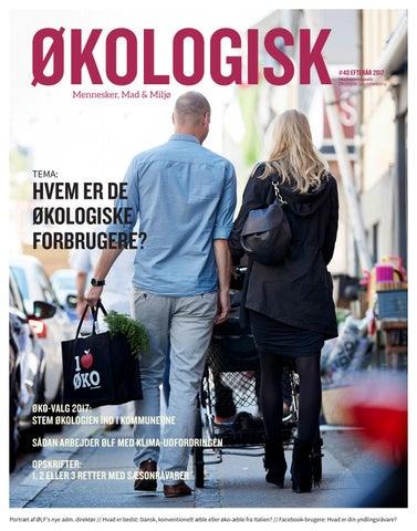 8f567cf6985 Magasinet Økologisk 40, efterår 2017 by Økologisk Landsforening - issuu