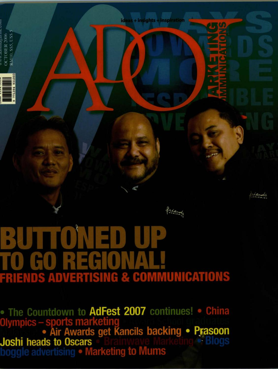 2006 Adoi Malaysia October Issue By Sledgehammer Communications M An374 1 Watt L 8 8211 16 Volts Audio Amplifier Sddn Bhd Issuu