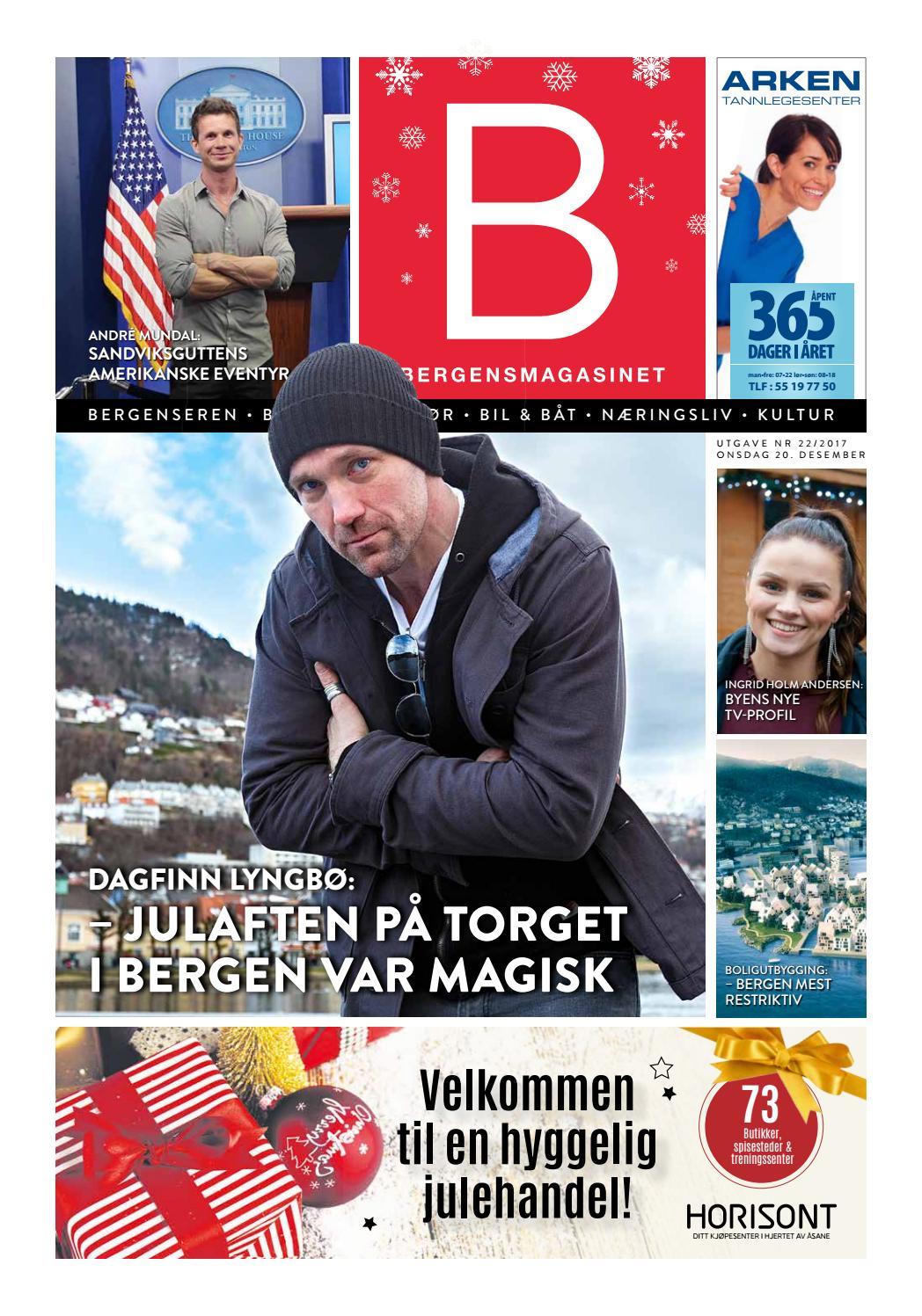 7711f836 Bergensmagasinet nr 22   2017 by Molvik - issuu