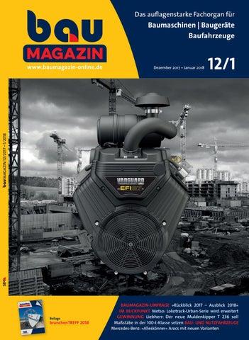 bauMAGAZIN Dezember 2017 by SBM Verlag GmbH - issuu