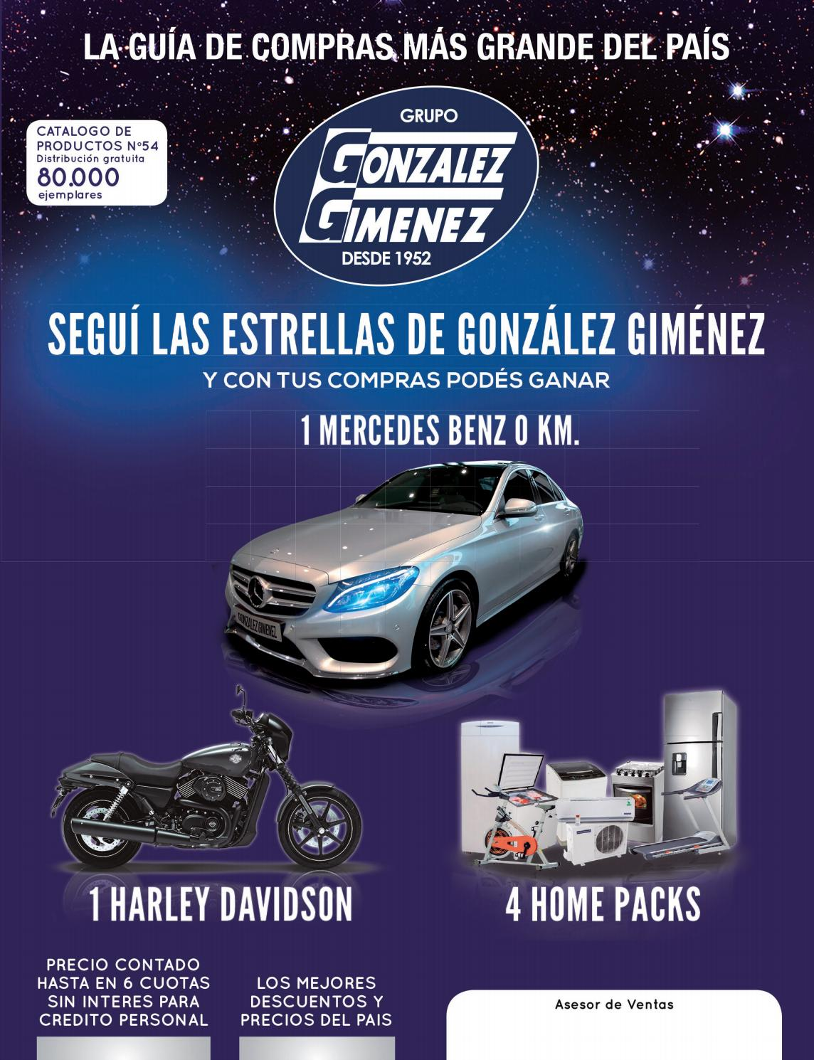 Catálogo Diciembre 2017 by Gonzalez Gimenez - issuu dc793b907e58