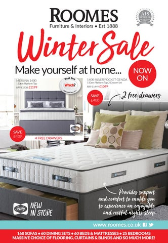 Roomes Winter Sale By Roomes Of Upminster Issuu