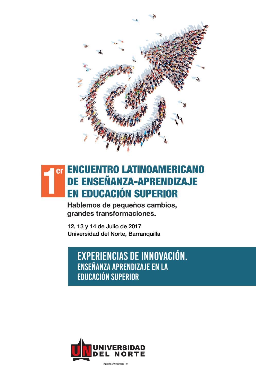 Memorias Primer Encuentro Latinoaméricano de Enseñanza - Aprendizaje ...