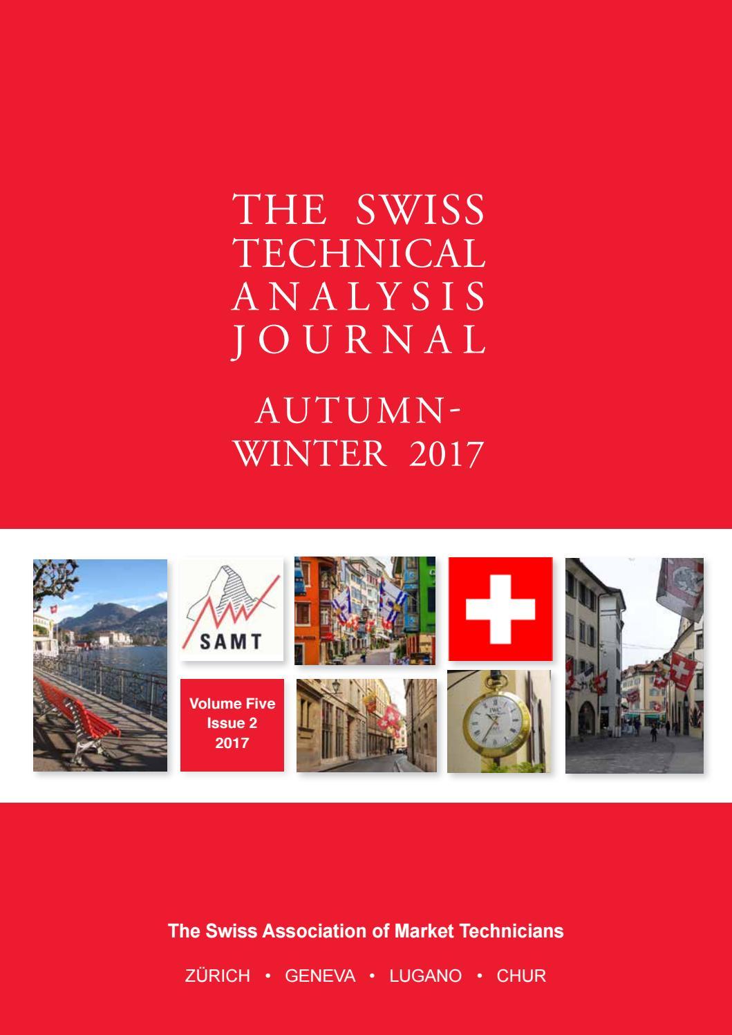 c777a812a10ea8 SAMT Journal Autumn-Winter 2017 by Swiss Association of Market ...