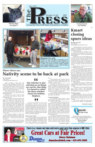 Suburban Edition 12 18 17 Press Publications Issuu Page 1