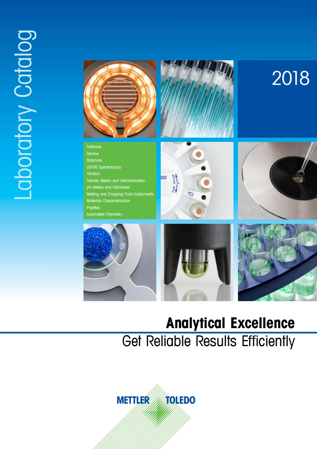 2018 Mettler Toledo Laboratory Products Catalog By Bill Packman Issuu Wiring Diagram