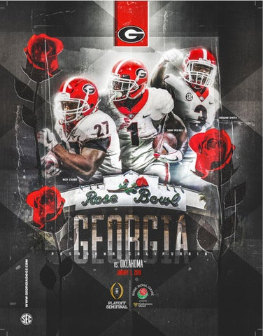 c459ab51d72 2017 Georgia Football Bowl Media Guide by Georgia Bulldogs Athletics ...