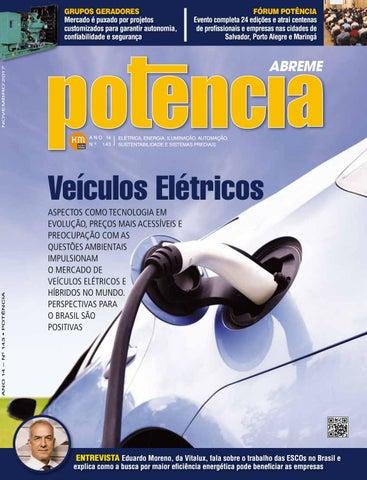 0d05acb3a72 Revista potência ed 143 by Revista Potência - issuu