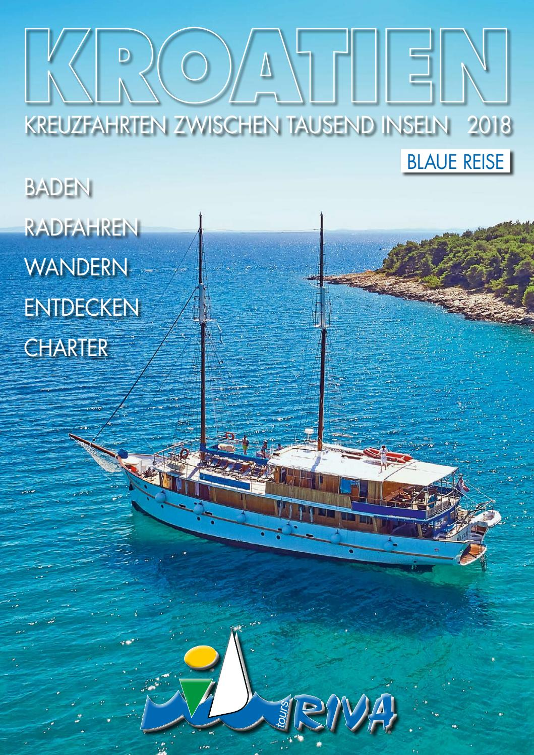 Blaue Reise 2018 D by I.D. Riva Tours - issuu