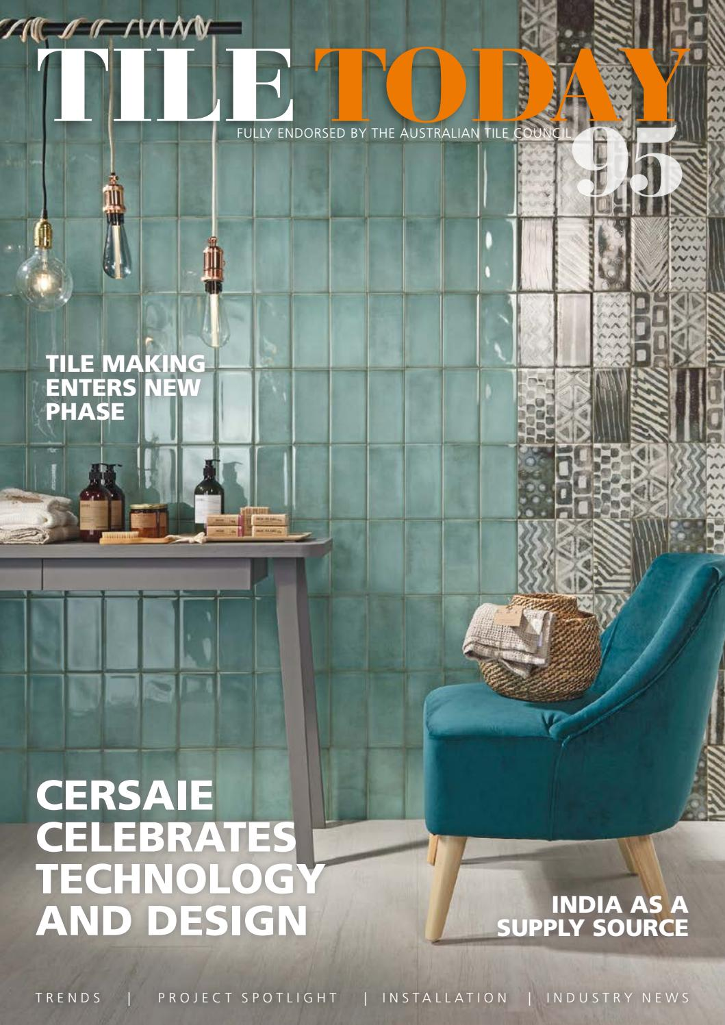 Tile Today Issue 95 | December 2017 by Elite Publishing Co Pty Ltd ...