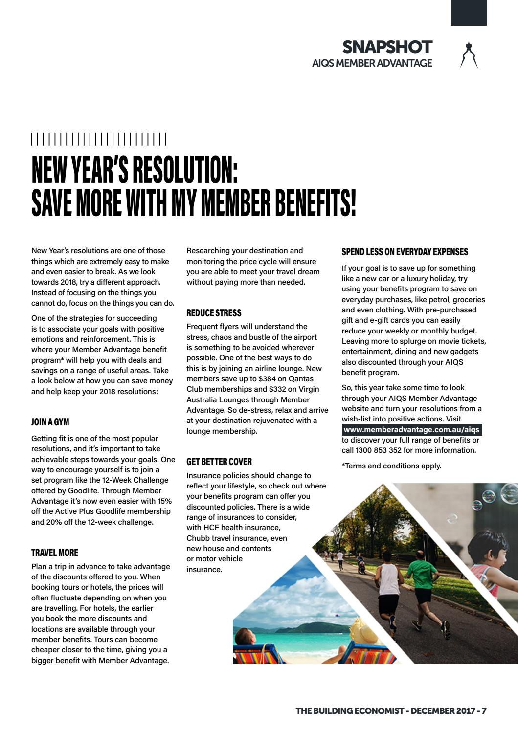 The Building Economist - December 2017 - The Yearly Wrap Up