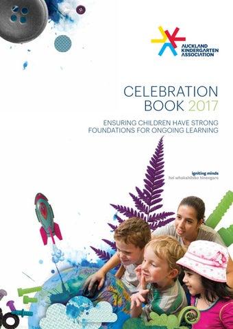 c4e087740 Auckland Kindergarten Association Celebration Book 2017 by Auckland ...