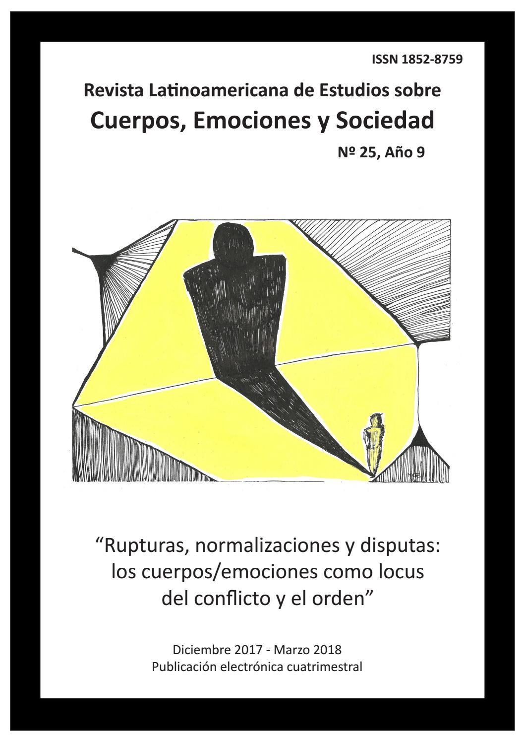 4e557cd38a Relaces 25 by Programa de Acción Colectiva y Conflicto Social - issuu