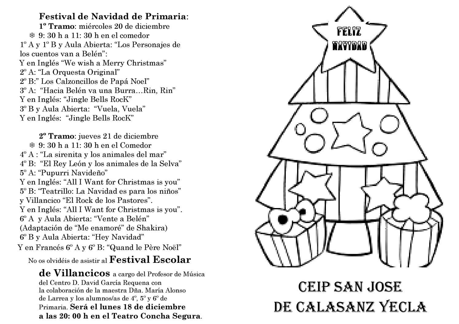 Villancicos de navidad los calzoncillos de papa noel