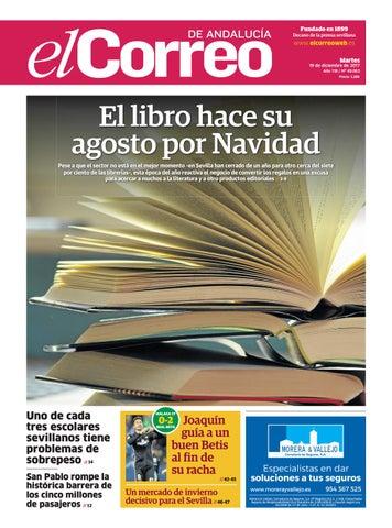 2a0313f54 19.12.2017 El Correo de Andalucía by EL CORREO DE ANDALUCÍA S.L. - issuu